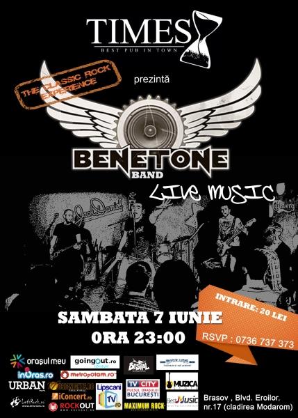 BENETONE Band@Times Pub_07.06.2014_WEB